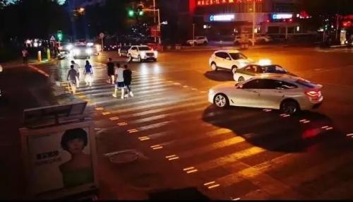 新疆克拉玛依:友谊路与幸福路路口