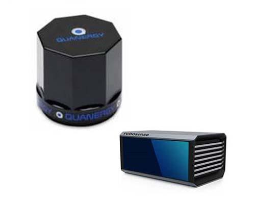 激光雷达:感应斑马线通行识别设备